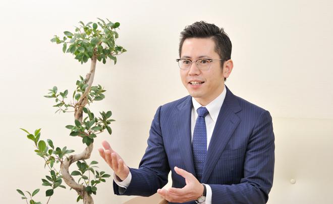 株式会社ウェルビーイング代表取締役堀井謙二氏