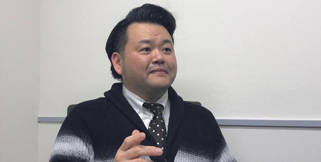 株式会社テンダー取締役管理部長山崎大輔氏