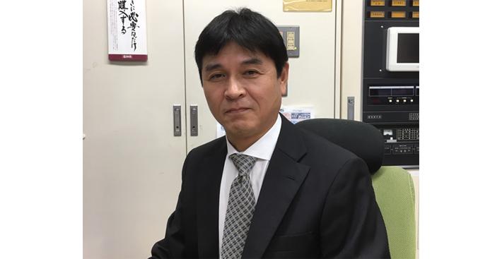 山口昭夫氏