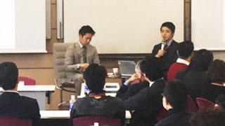 第1講座:ゲスト講師対談